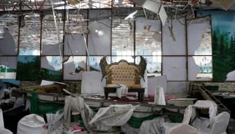 Estado Islámico reivindica atentado que dejó 63 muertos en boda en Kabul