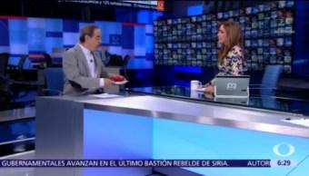 Las noticias, con Danielle Dithurbide: Programa completo del 12 de agosto del 2019