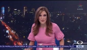 Las noticias, con Danielle Dithurbide: Programa completo del 13 de agosto del 2019