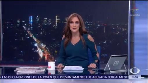Las noticias, con Danielle Dithurbide: Programa completo del 16 de agosto del 2019