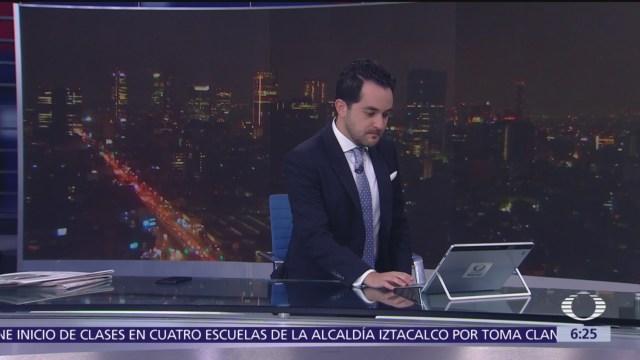 Las noticias, con Danielle Dithurbide: Programa completo del 26 de agosto del 2019