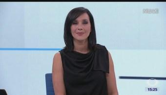 FOTO: Noticias Karla Iberia Programa Completo 15 Agosto 2019