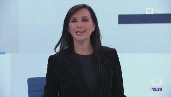 Foto: Noticias Karla Iberia Programa Completo 6 Agosto 2019