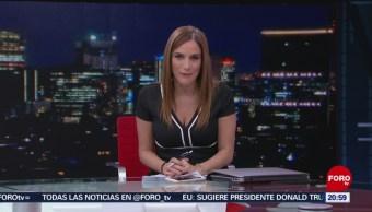 Foto: Las Noticias Danielle Dithurbide Programa Completo 14 Agosto 2019