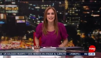 Foto: Las Noticias Danielle Dithurbide Programa Completo 19 Agosto 2019
