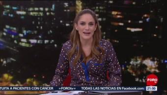 Foto: Noticias Con Danielle Dithurbide Programa Completo 22 Agosto 2019