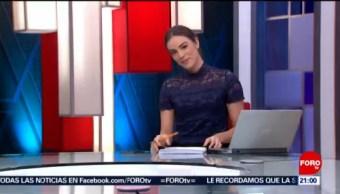Foto: Las Noticias Danielle Dithurbide Programa Completo 7 Agosto 2019
