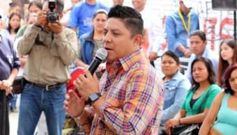 Imagen: El diputado federal sin partido, Ricardo Gallardo Cardona, rechazó las voces que se han lanzado contra la jefa de Gobierno, Claudia Sheinbaum, 18 de agosto de 2019 (Twitter @RGC_Mx, archivo)