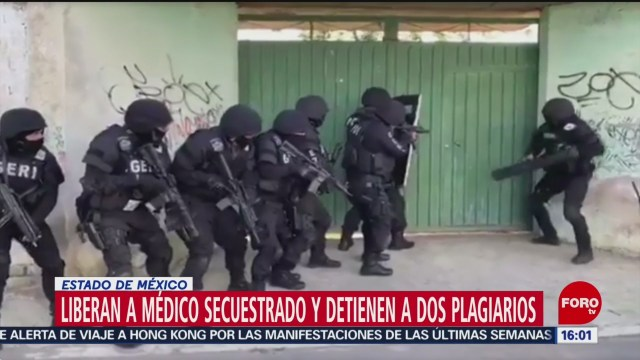 Foto: Liberan médico español secuestro
