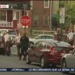Foto: Liberan Policías Retenidos Tirador Filadelfia 14 Agosto 2019