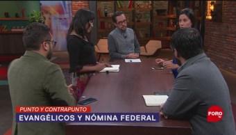 Foto: Líderes Evangélicos Servicio Nación Cartilla Moral 19 Agosto 2019