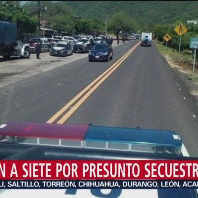 Linchan a siete personas por presunto secuestro en Puebla