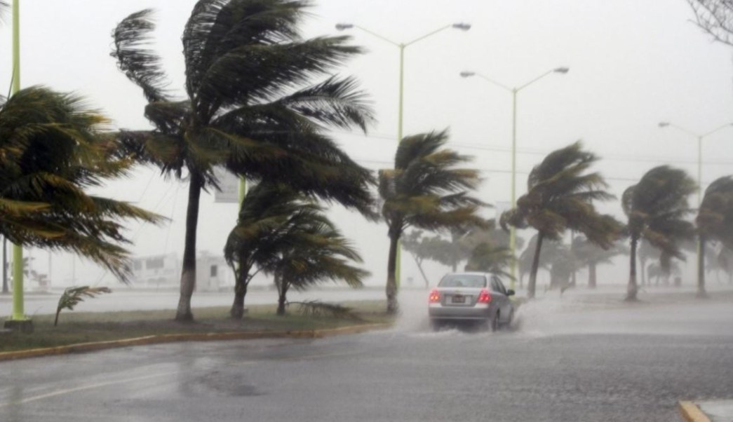 Foto: Prevén lluvias muy fuertes en Península de Baja California y Pacifico Norte, 24 agosto 2019