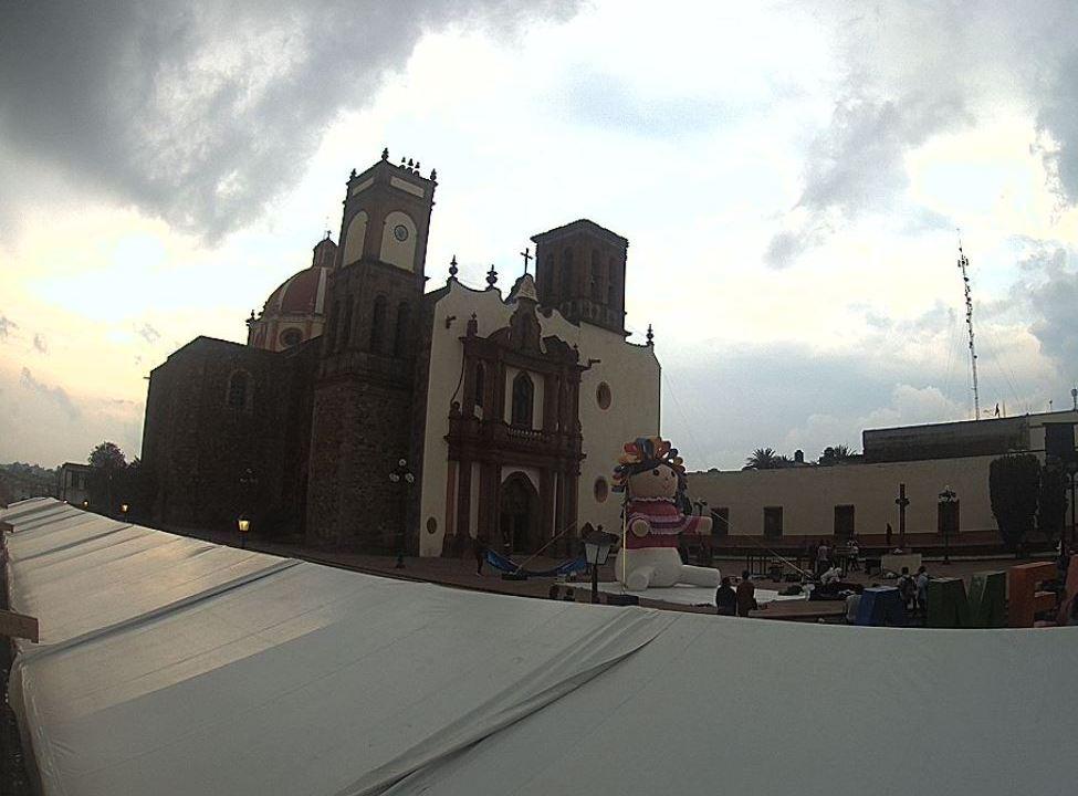 Pronostican altas temperaturas y lluvias en gran parte de México