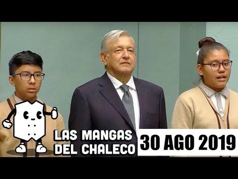 FOTO: Las Mangas del Chaleco del 30 de agosto de 2019