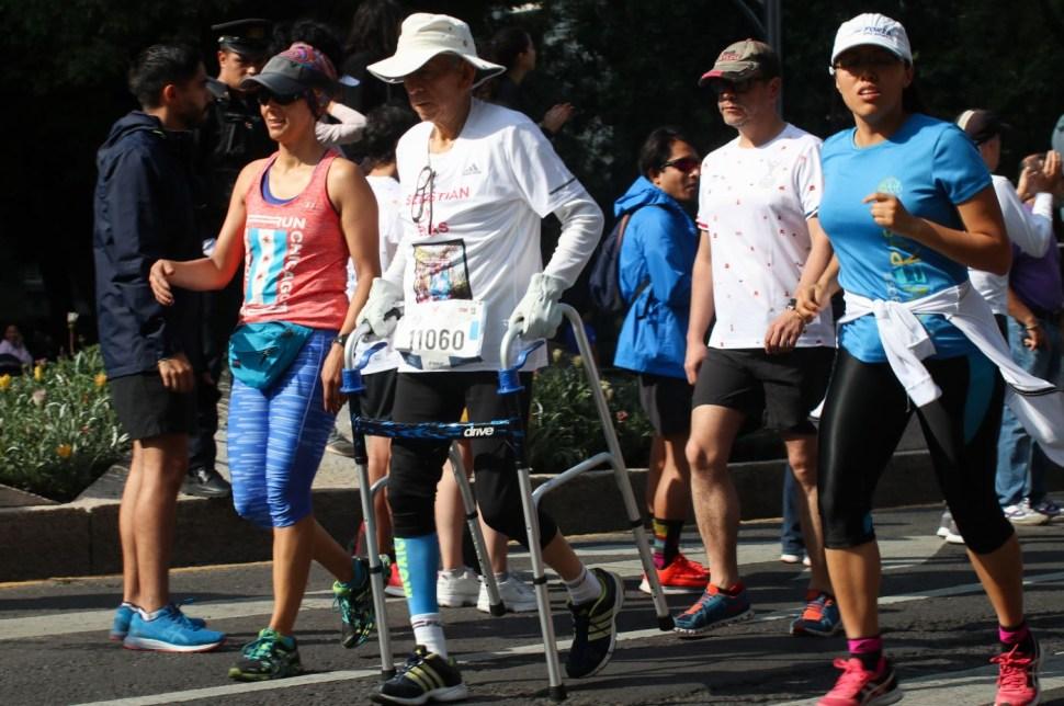 Foto: Maratón de la Ciudad de México este domingo 25 de agosto de 2019 (Galo Cañas/Cuartoscuro.com)