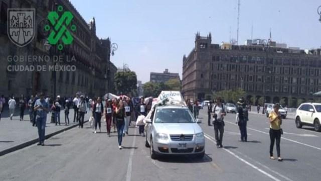 Foto Marchas afectarán vialidad en Cuauhtémoc e Iztapalapa, CDMX 13 agosto 2019