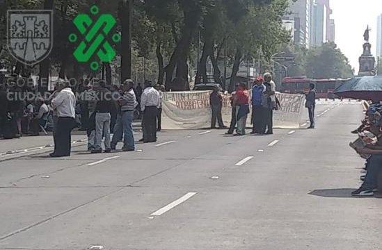Foto Marchas y protestas afectarán vialidad en la alcaldía Cuauhtémoc 1 agosto 2019