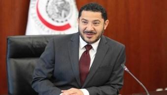 Batres asegura que no impugnará decisión de Morena ante el Tribunal