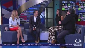 Mauricio Garcés revive a través de 'Suertudotas'