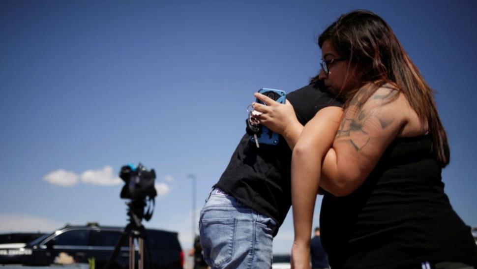 Foto: Entre las víctimas del tiroteo en El Paso, Texas, se encuentran varios mexicanos, el 4 de agosto de 2019 (Reuters)