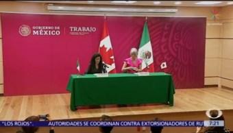 México recibirá asesoría de Canadá sobre T-MEC