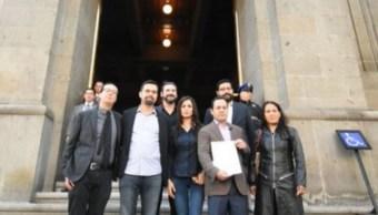 Movimiento Ciudadano presenta controversia por 'Ley Garrote'