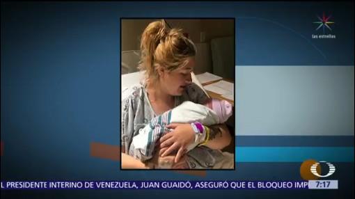 Muere pareja por proteger a su bebé en tiroteo de El Paso, Texas