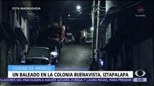 Mueren cuatro personas de forma violenta en CDMX