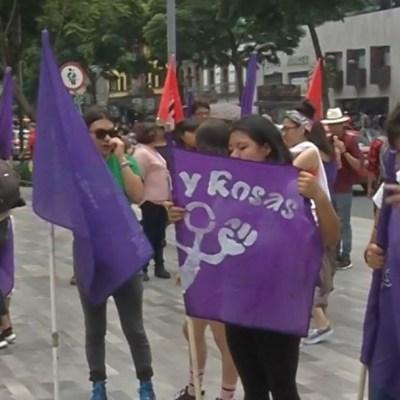 Piden evitar 'cacería de brujas' tras marcha de mujeres