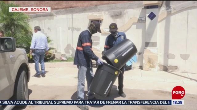 Foto: Multas 10 Salarios Mínimos Tirar Basura Sonora