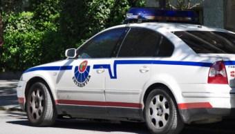 Foto: Patrulla de la policía Ertzaintza. 4 agosto 2019