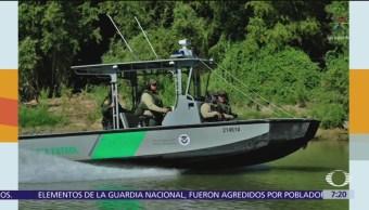 Patrulla fronteriza de EU fue atacada a tiros desde México