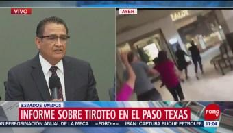FOTO: Pedirán pena de muerte para autor de tiroteo en El Paso, Texas, 4 Agosto 2019