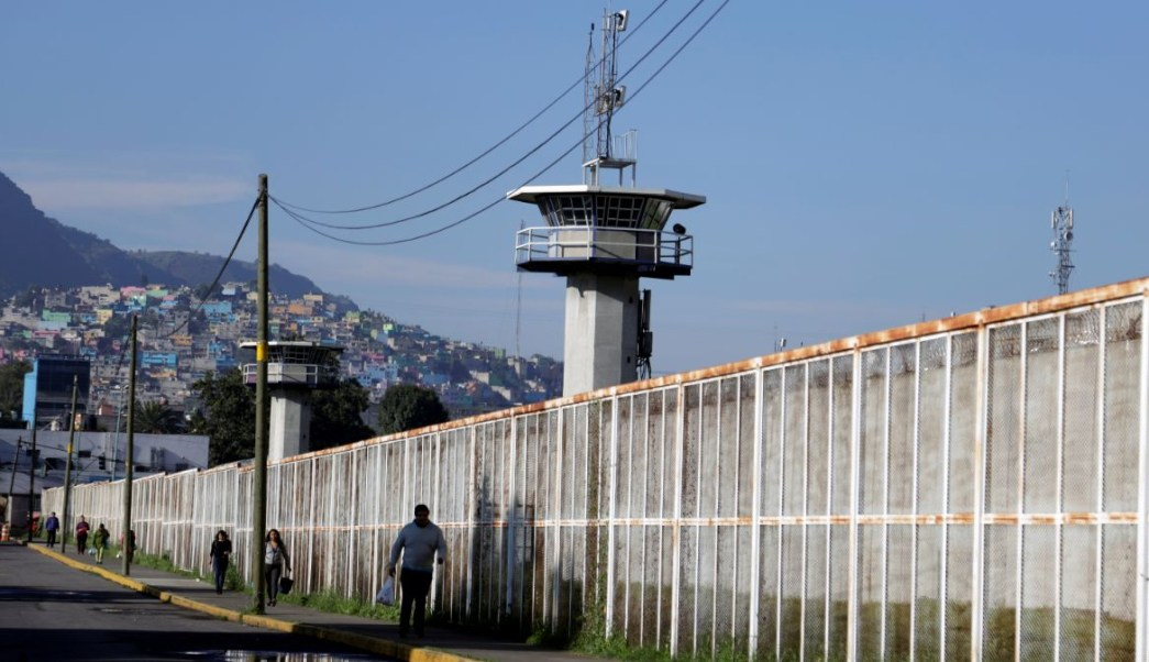 Penal de Santa Martha Acatitla