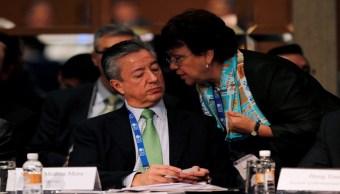 Foto Perfil del banquero mexicano Manuel Media Mora 7 agosto 2019