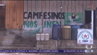 Persiste la venta ilegal de gasolina en Chiapas