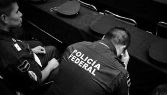 Detienen a seis policías federales presuntos involucrados en operativo de Apatzingán, en 2015