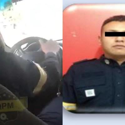 VIDEO: Policía realiza