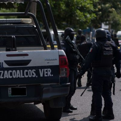 No hay vinculación de 'La Loca' con ataque en bar de Coatzacoalcos: Winckler