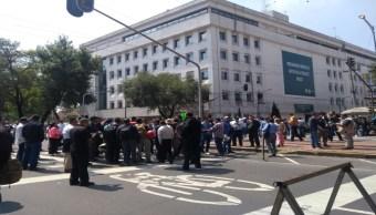Foto Policías de investigación bloquean Doctor Río De La Loza 1 agosto 2019