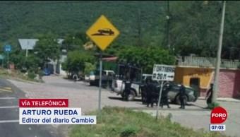 Policías no pudieron impedir linchamiento de presuntos secuestradores en Tepexco, Puebla