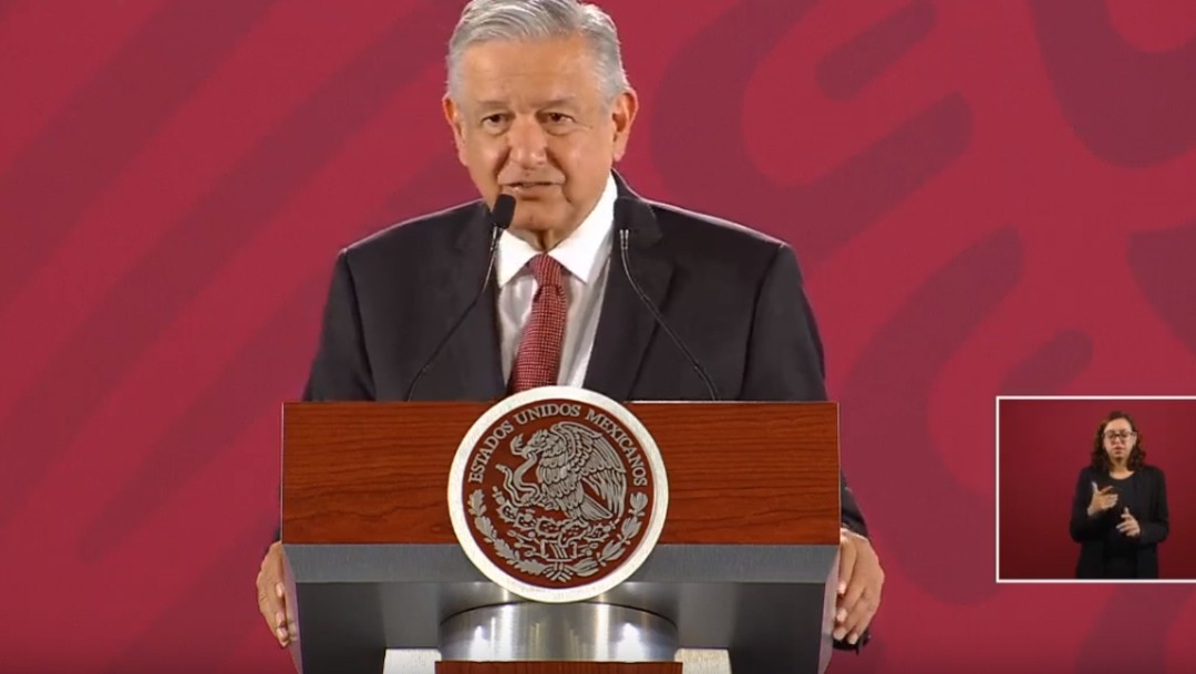Foto: López Obrador, 14 de agosto de 2019, Ciudad de México