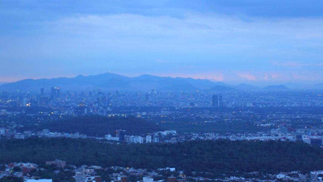 Foto: En la Ciudad de México se prevé una temperatura máxima de 25 a 27°C, 11 de agosto de 2019 (Twitter @Aire_CDMX)