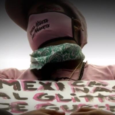 Protestas feministas en CDMX, la crónica