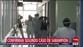 Foto: Quintana Roo Confirma Segundo Caso Sarampión