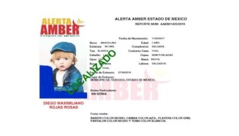 Foto Recuperan a bebé arrebatado de brazos de su madre en Texcoco 29 agosto 2019