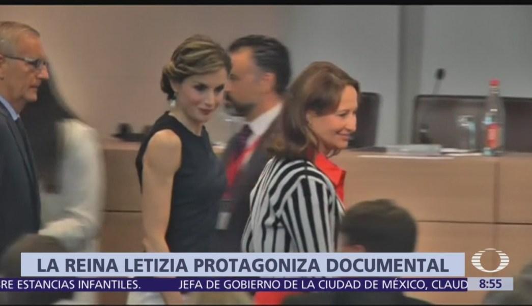 Reina Letizia será protagonista de un documental