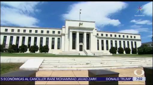 FOTO: La Reserva Federal mantiene sin cambios los tipos de interés en Estados Unidos