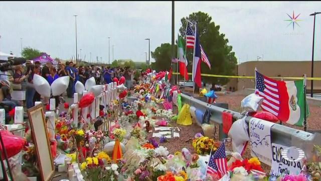 Foto: Actividades Zona Ataque Terrorista El Paso Texas 6 Agosto 2019